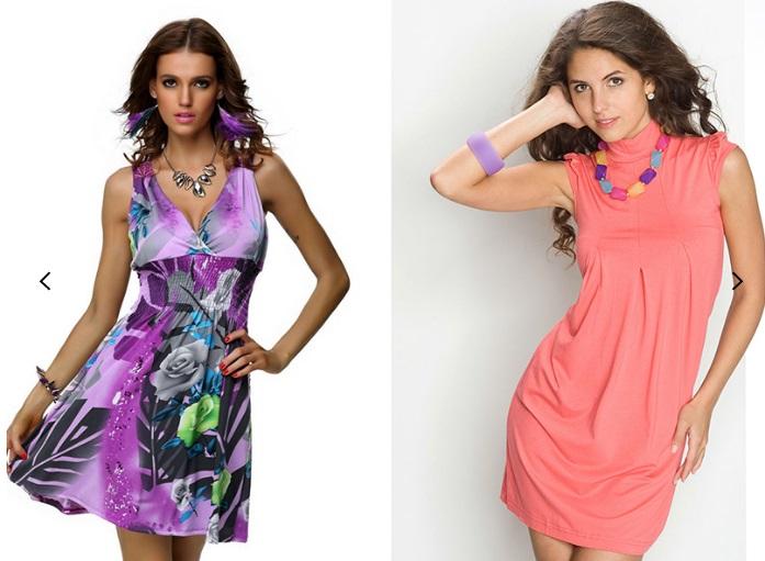 bijuterii pentru rochie de vară