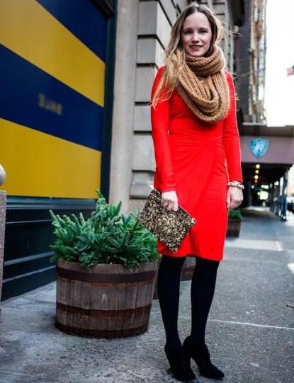 rochie roșie sexy