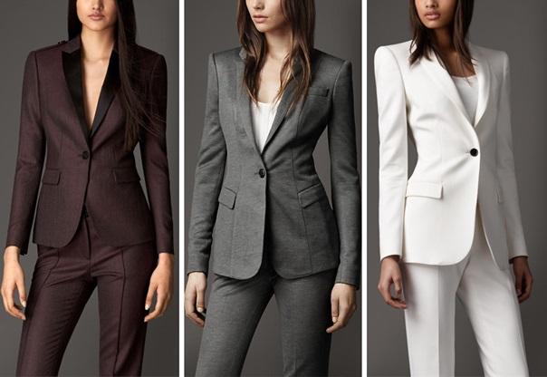 Alegerea costumului unei doamne