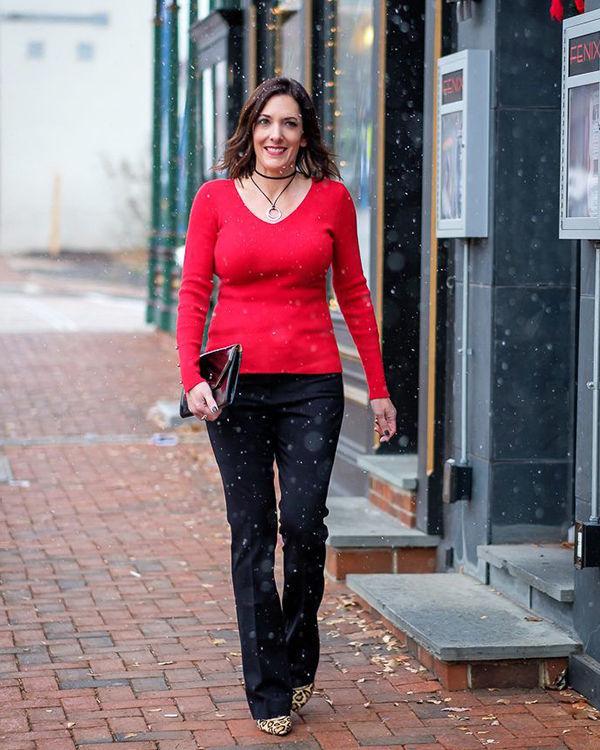 pantaloni pentru femei pentru doamne mai mature