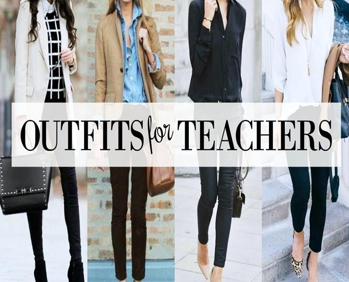ρούχα για εκπαιδευτικούς