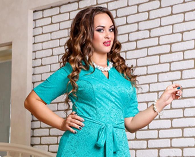 Избор на рокля за жена с наднормено тегло